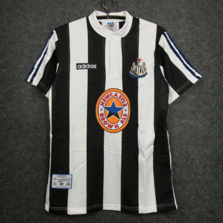 Camisa Newcastle 1995-1997 (Home-Uniforme 1)