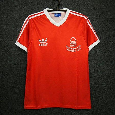 Camisa Nottingham Forest 1979-1980 (Home-Uniforme 1)