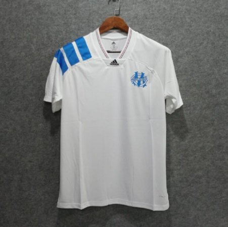 Camisa Olympique Marseille 1992-1993 (Home-Uniforme 1)