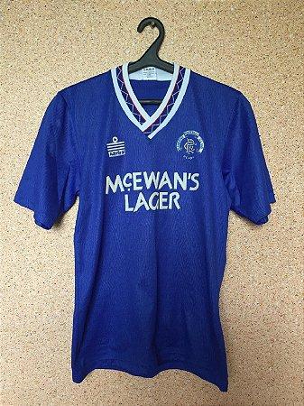 Camisa Rangers 1990-1992 (Home-Uniforme 1)