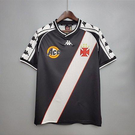 Camisa Vasco da Gama  2000  (Away-Uniforme 2)