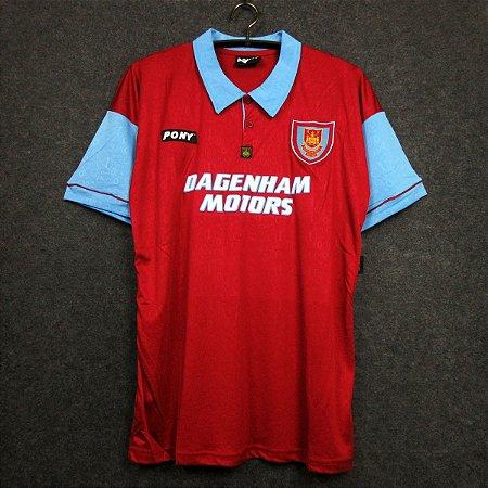Camisa West Ham  1995  (Centenário)