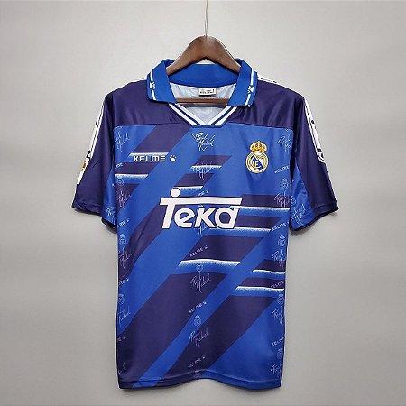 Camisa Real Madrid 1994-1996 (Away-Uniforme 2)