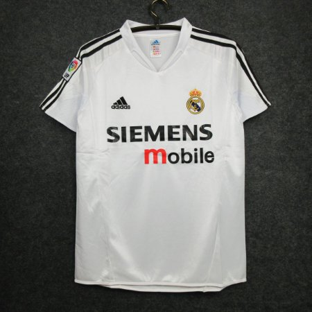 Camisa Real Madrid 2004-2005 (Home-Uniforme 1)
