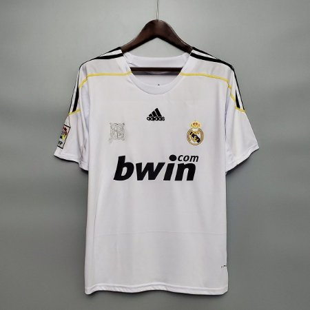 Camisa Real Madrid 2009-2010 (Home-Uniforme 1)