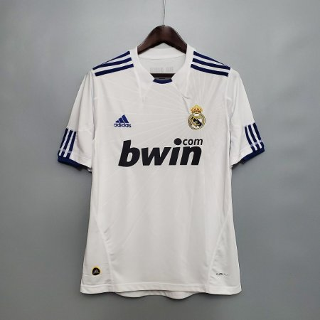 Camisa Real Madrid 2010-2011 (Home-Uniforme 1)