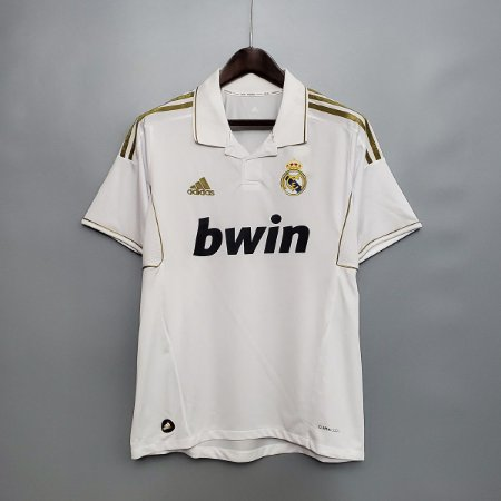 Camisa Real Madrid 2011-2012 (Home-Uniforme 1)