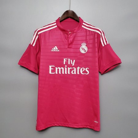 Camisa Real Madrid 2014-2015 (Away-Uniforme 2)
