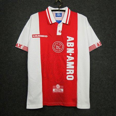 Camisa Ajax 1997-98 (Home-Uniforme 1)