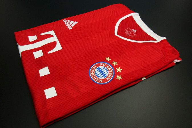 Camisa Bayern Munich 2020-21 (Home-Uniforme 1) - Modelo Jogador