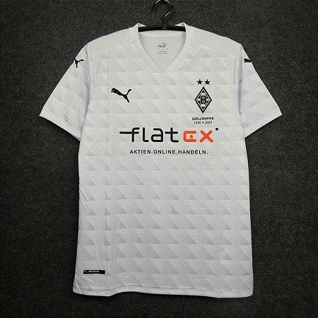 Camisa Borussia Monchengladbach 2020-21 (Home-Uniforme 1) - Modelo Torcedor