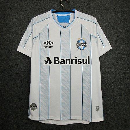 Camisa Grêmio 2020-21 (Away-Uniforme 2) - Modelo Torcedor
