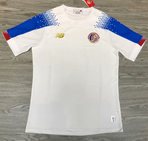 Camisa Costa Rica 2020-21 (Away-Uniforme 2) - Torcedor
