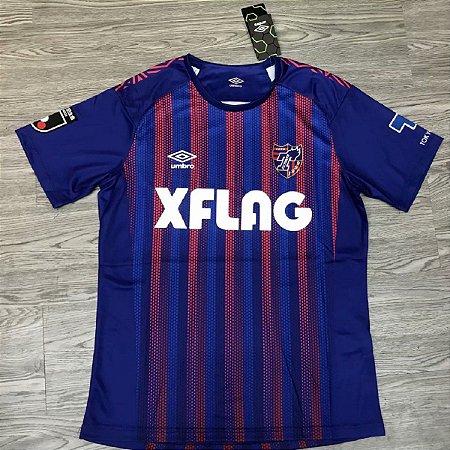 Camisa FC Tokyo 2020-21 (Home-Uniforme 1)