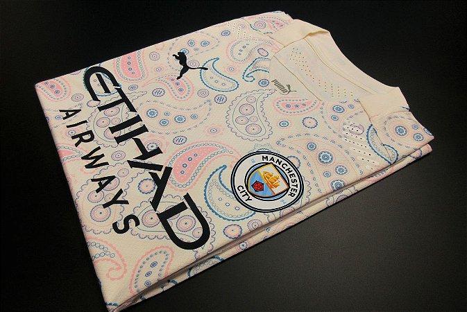 Camisa Manchester City 2020-21 (Third-Uniforme 3) - Modelo Jogador