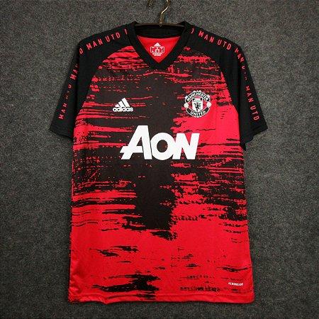 Camisa Manchester United (treino) 2020-21