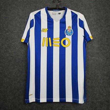 Camisa Porto 2020-21 (Home-Uniforme 1) - Modelo Torcedor