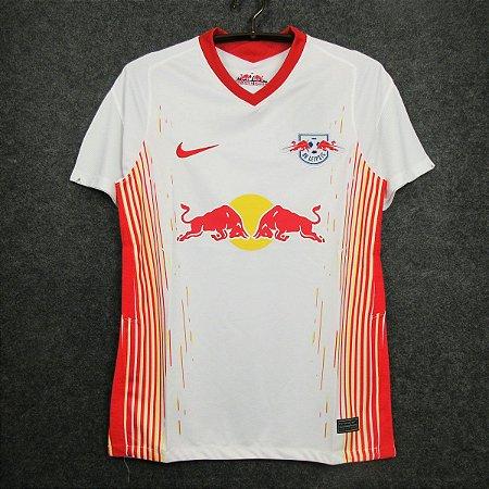 Camisa RB Leipzig 2020-21 (Home-Uniforme 1)