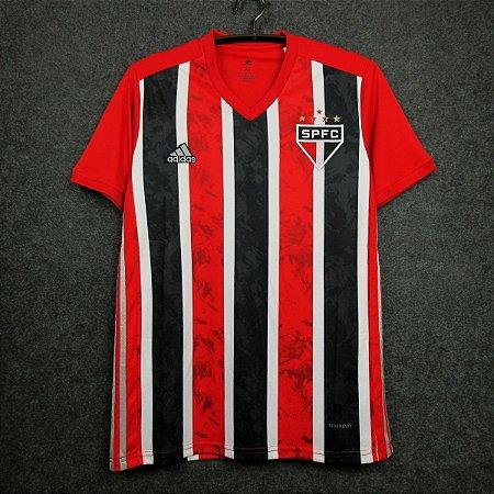 Camisa São Paulo 2020-21 (Away-Uniforme 2) - Modelo Torcedor