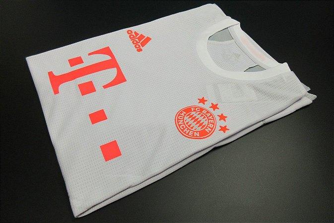 Camisa Bayern Munich 2020-21 (Away-Uniforme 2) - Modelo Jogador