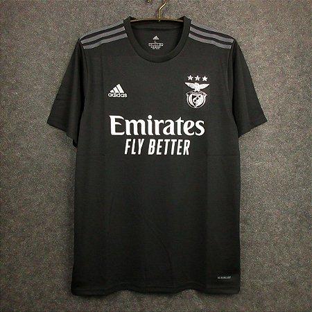 Camisa Benfica 2020-21 (Away-Uniforme 2) - Modelo Torcedor