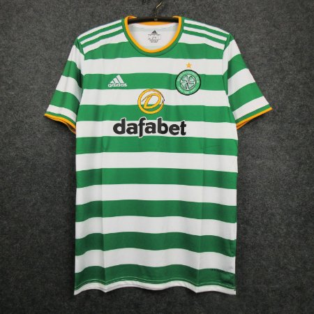 Camisa Celtic 2020-21 (Home-Uniforme 1) - Modelo Torcedor