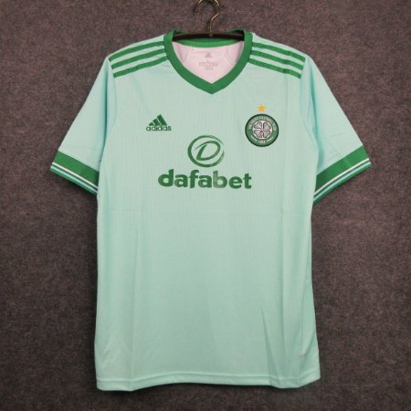Camisa Celtic 2020-21 (Away-Uniforme 2) - Modelo Torcedor