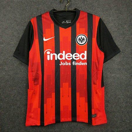 Camisa Eintracht Frankfurt 2020-21 (Home-Uniforme 1)