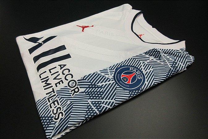 """Camisa Paris Saint Germain """"PSG"""" 2020-21 (edição especial - Jordan) - """"modelo jogador"""""""
