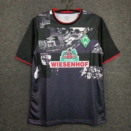 Camisa Werder Bremen 2020-21 (Third-Uniforme 3)