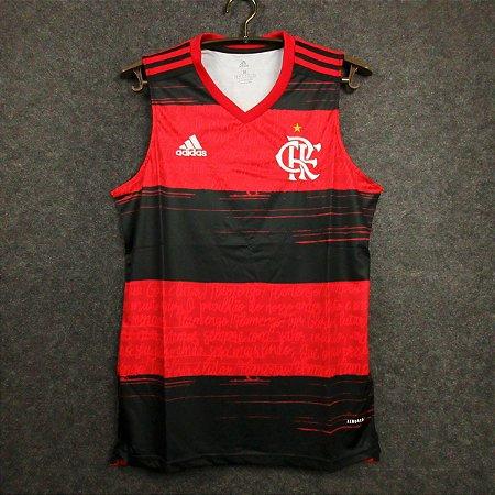 Camisa Regata Flamengo 2020-21 (Uniforme 1)