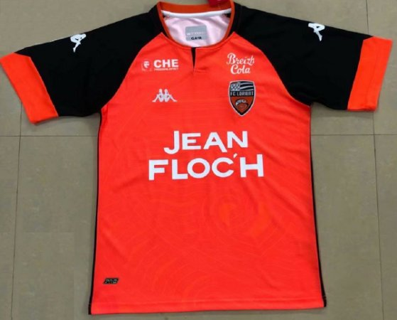 Camisa Lorient 2020-21 (Home-Uniforme 1)