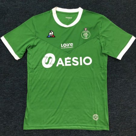 Camisa Saint-Étienne 2020-21 (Home-Uniforme 1)