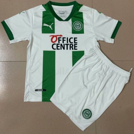 Conjunto Infantil (Camisa + Shorts) Groningen 2020-2021 (Home-Uniforme 1)