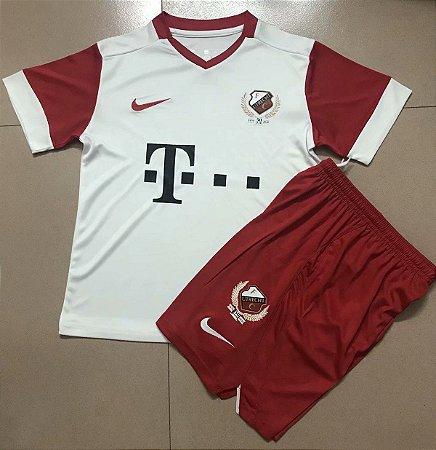 Conjunto Infantil (Camisa + Shorts) Utrecht 2020-2021 (Home-Uniforme 1)