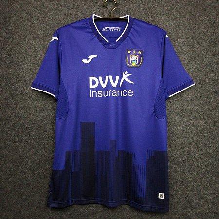 Camisa Anderlecht 2020-21 (Home-Uniforme 1)