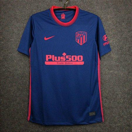 Camisa Atlético de Madrid 2020-21 (Away-Uniforme 2)