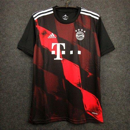 Camisa Bayern Munich 2020-21 (Third-Uniforme 3)