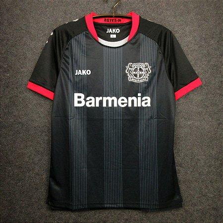 Camisa Bayer 04 Leverkusen 2020-21 (Home-Uniforme 1)