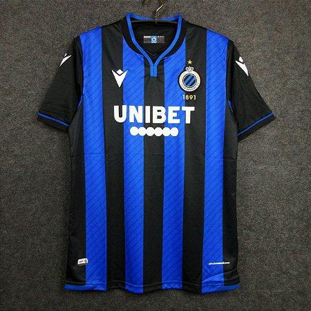 Camisa Brugge 2020-21 (Home-Uniforme 1)