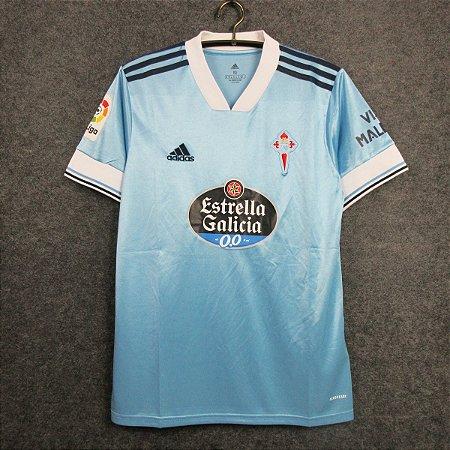 Camisa Celta de Vigo 2020-21 (Home-Uniforme 1)