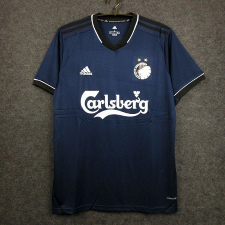 Camisa Copenhague 2020-21 (Away-Uniforme 2)
