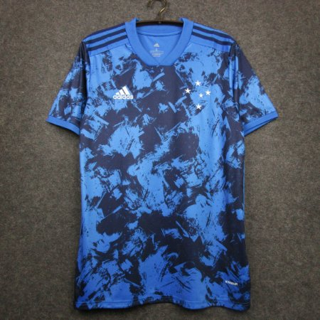 Camisa Cruzeiro 2020-21 (Third-Uniforme 3)