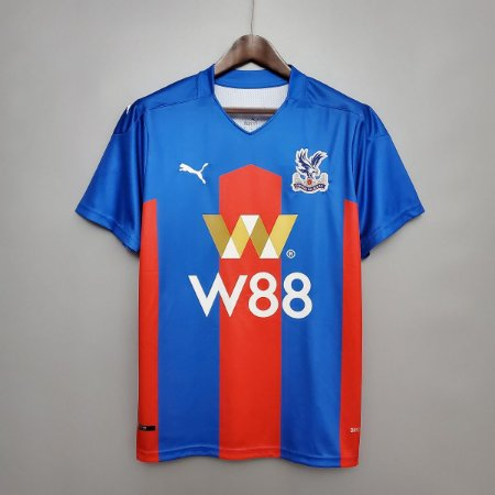 Camisa Crystal Palace 2020-21 (Home-Uniforme 1)