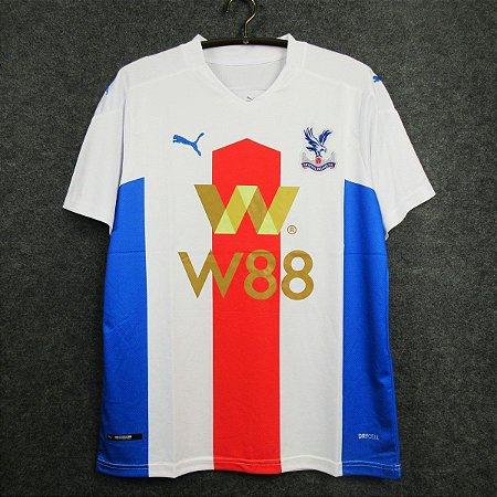 Camisa Crystal Palace 2020-21 (Away-Uniforme 2)