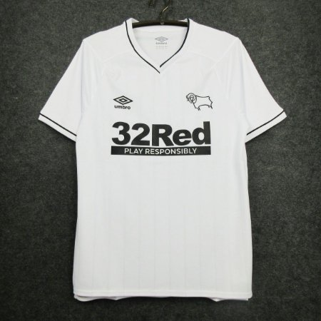 Camisa Derby County 2020-21 (Home-Uniforme 1)