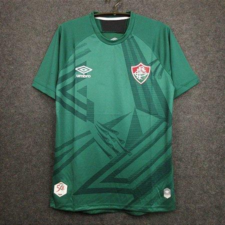 Camisa Fluminense 2020-21 (goleiro-verde)