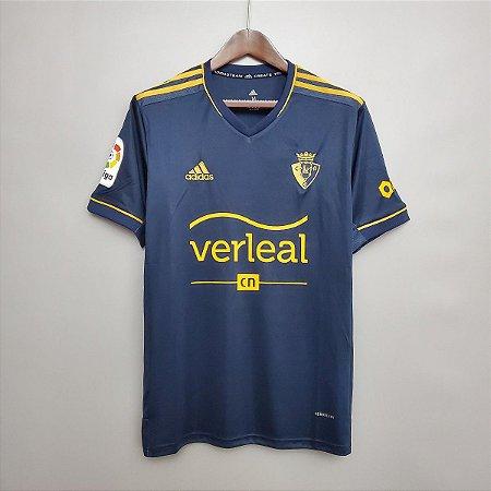 Camisa Osasuna 2020-21 (Away-Uniforme 2)