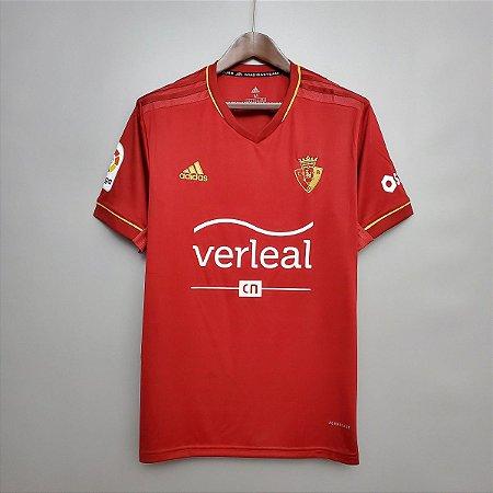 Camisa Osasuna 2020-21 (Home-Uniforme 1)