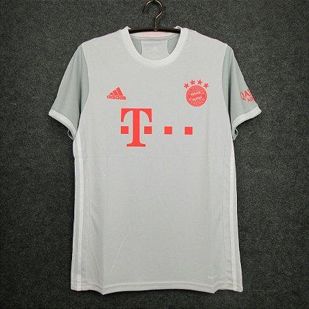 Camisa Bayern Munich 2020-21 (Away-Uniforme 2)